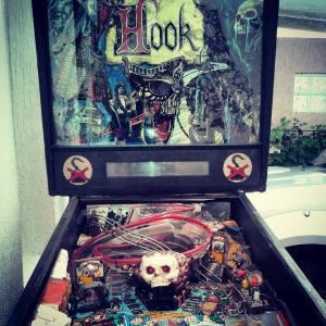 Pinball Hook